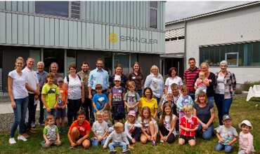 Rentnermodell, Job-Sharing und Kids-Day | Spangler GmbH